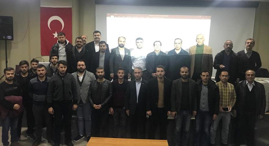 """Diyarbakır MMG, """"Dijital Gelecek"""" Seminerine Büyük İlgi"""""""