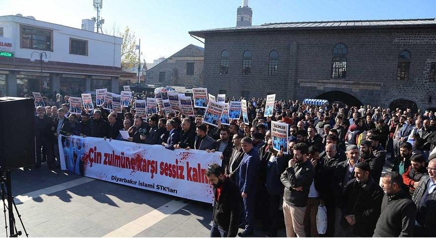 """""""Doğu Türkistan'da 'politik eğitim kampları' dramı sürüyor"""""""