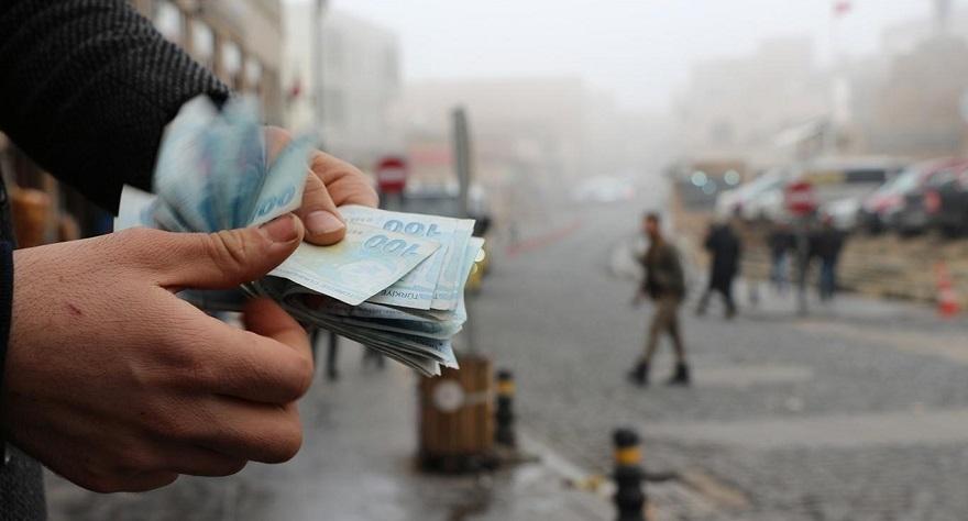 Vatandaşların tek beklentisi asgari ücret ile geçinebilmek