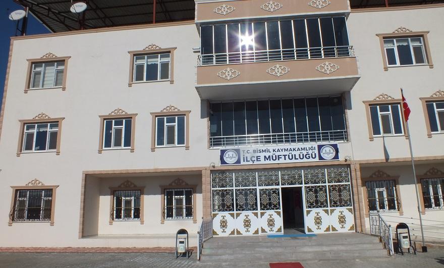 Bismil Müftülüğü, Modern Binasına Kavuştu.