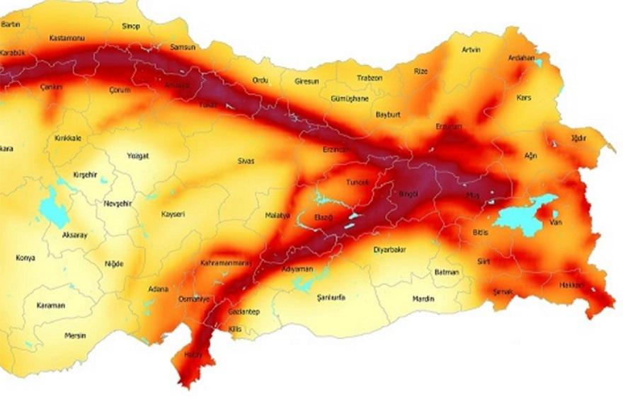 """Prof. Dr. Naci Görür: """"Doğu Anadolu Fay hattı uyandı"""""""
