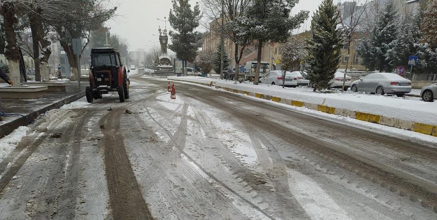 """Meteoroloji 15. Bölge Müdürlüğü'nden """"yoğun kar"""" uyarısı"""