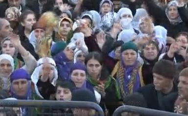 BDP Diyarbakır Mitingi