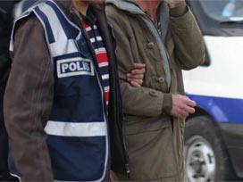 Bismil'de Bir kişi gözaltına alındı.