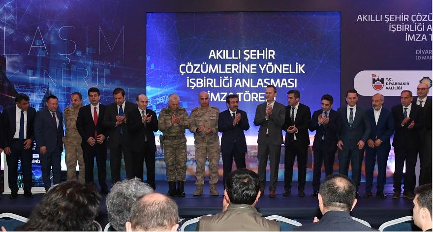 Büyükşehir Belediyesi ile ASELSAN işbirliği anlaşması imzalandı.