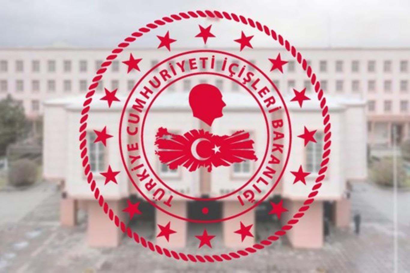 İçişleri Bakanlığı: Umuma açık istirahat ve eğlence yerlerinin faaliyetleri durduruldu