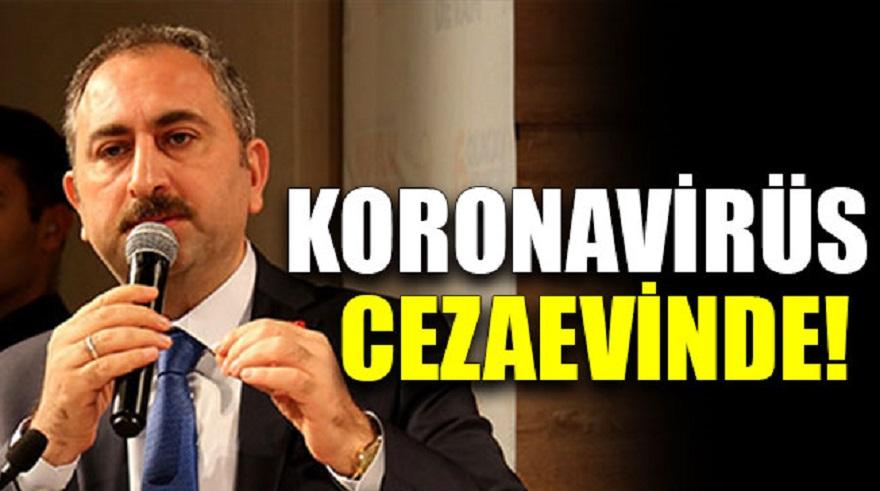 Adalet Bakanı Gül: 3 mahkum Coronavirus nedeniyle öldü, bir mahkum yoğun bakımda