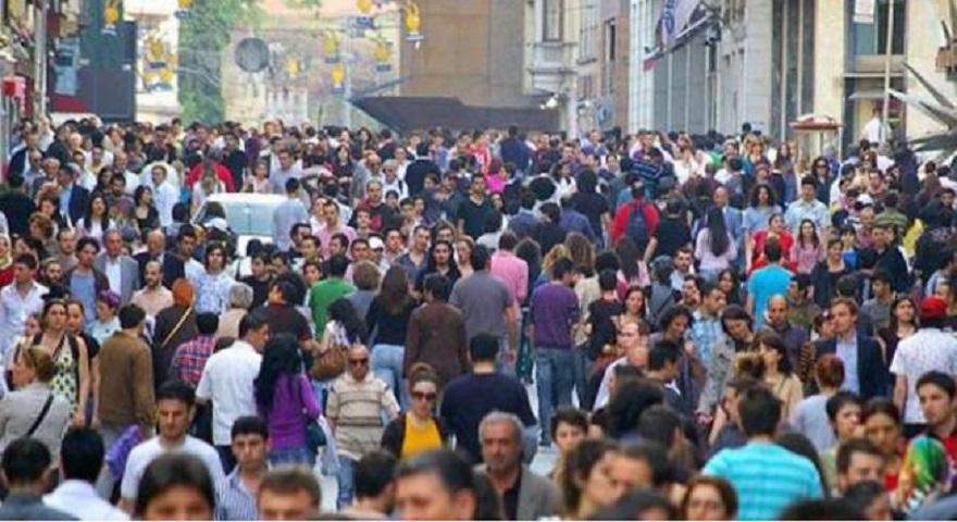 Türkiye nüfusunun yüzde 15,6'sını genç nüfus oluşturdu