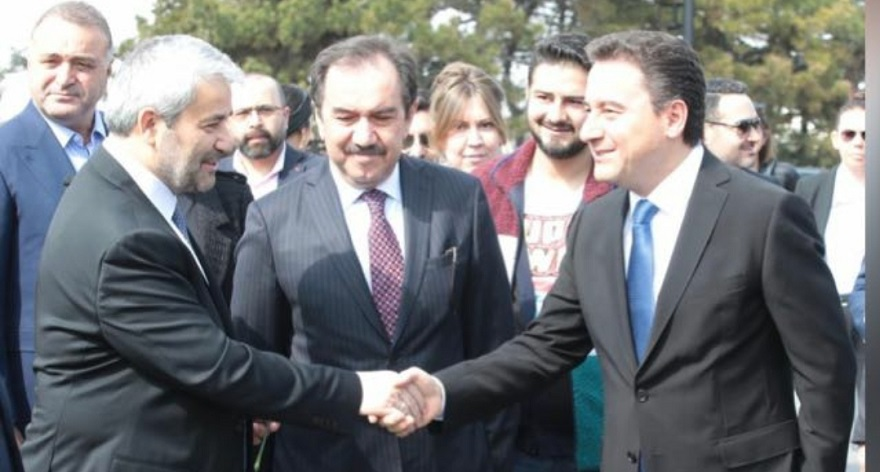 Demokrasi ve Atılım Partisi (DEVA) teşkilatlanma sürecine girdi.