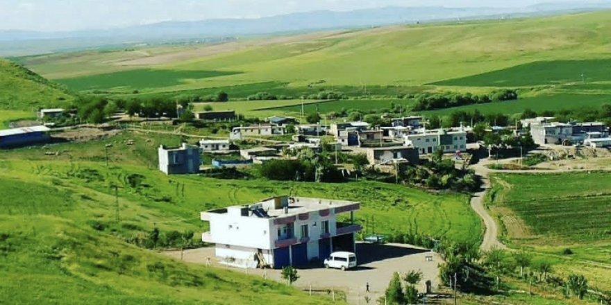 Bismil'de bir köy karantinaya alındı