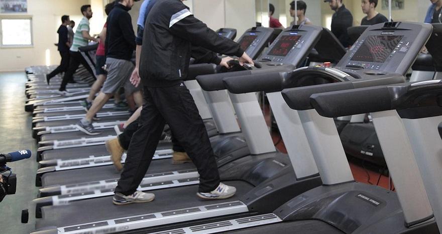 Spor salonları haziran ayı içerisinde açılacak