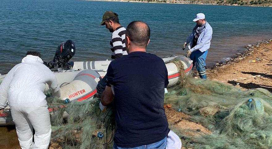 Diyarbakır'da su ürünlerinde kaçak avcılık denetimi