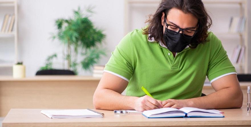 Uzmanlardan YKS adaylarına öneri: Deneme sınavlarında maske takın