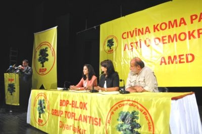 BDP'liler Avrupa'yı Suçladı