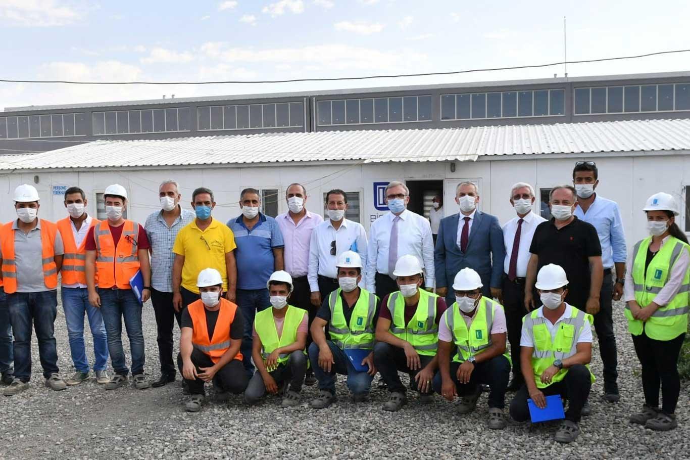 Diyarbakır 4'üncü Sanayi Sitesine Kavuşuyor