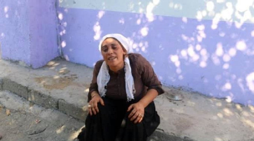 Boynunda ip iziyle ölü bulunan çocuğun annesi konuştu