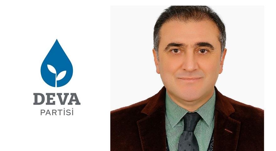 Deva Partisi Bismil İlçe Başkanı Şükrü Merdanoğlu oldu
