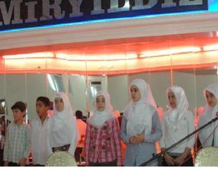 Yaz Kur'an Kursları Diyarbakır Finali Yapıldı