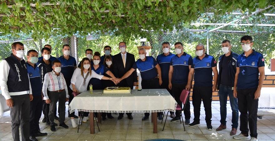 Bismil'de Zabıta Teşkilatı'nın 194'Nci Yılı Kutlandı