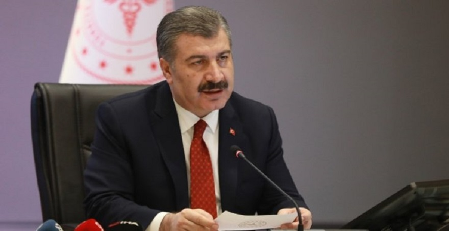 Sağlık Bakanı Diyarbakır'da: Vaka oranı yüzde 49 oranında düştü