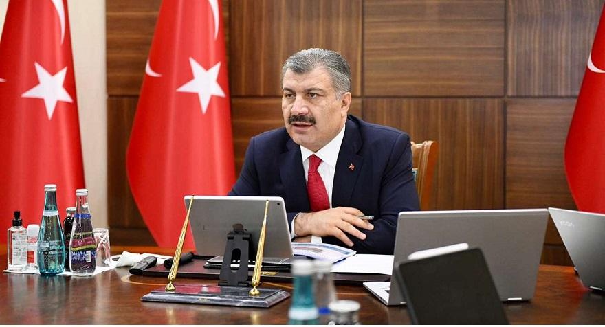 """Sağlık Bakanı Koca: """"6 ilimize hastane inşa ediyoruz"""""""