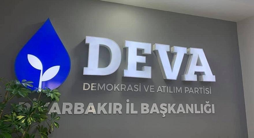 DEVA Partisi İl Başkanı  Cihan Ülsen'nin basın açıklması