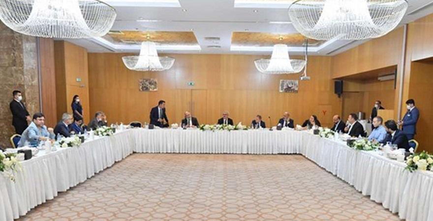 Diyarbakır'da Turizm Koordinasyon Kurulu toplantısı yapıldı