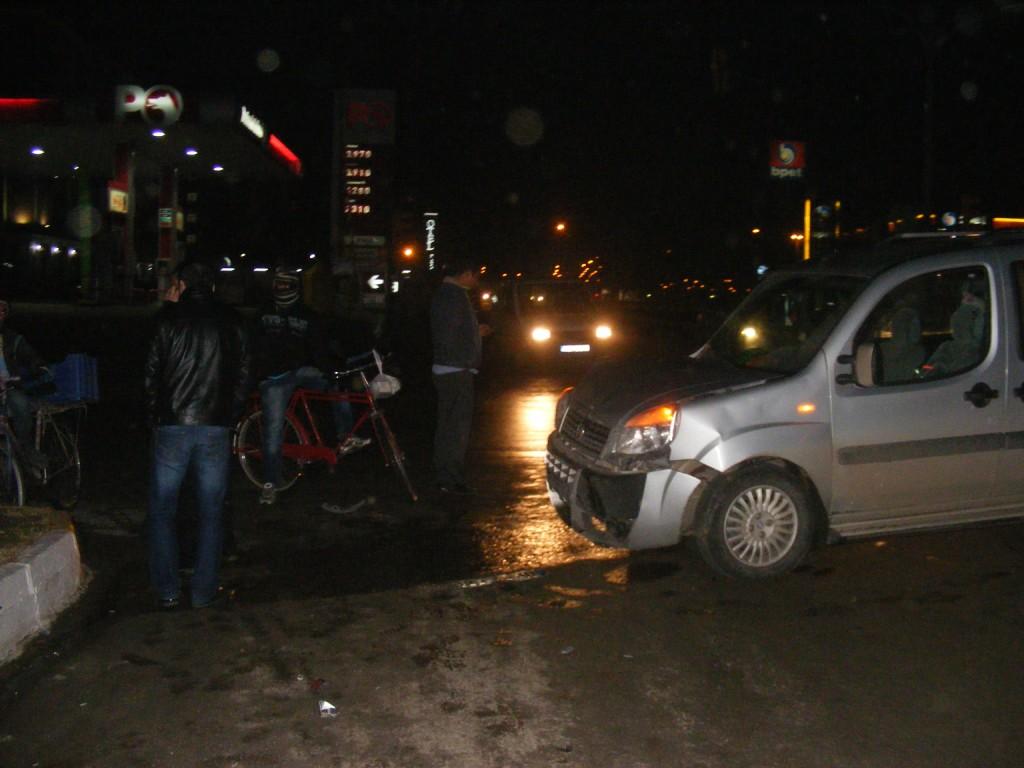 Yanmayan Trafik Işıkları Kazaya Neden Oldu