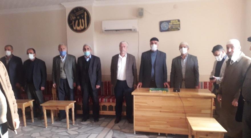 Bismil'de Husumetli 2 Ailenin Arasında Barış Sağlandı