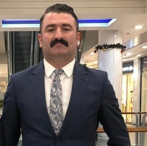 Bismil Akparti ilçe başkanı belli oldu.