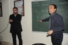 Kürtçe Dil Kursunda İlk Dersi Baydemir Verdi
