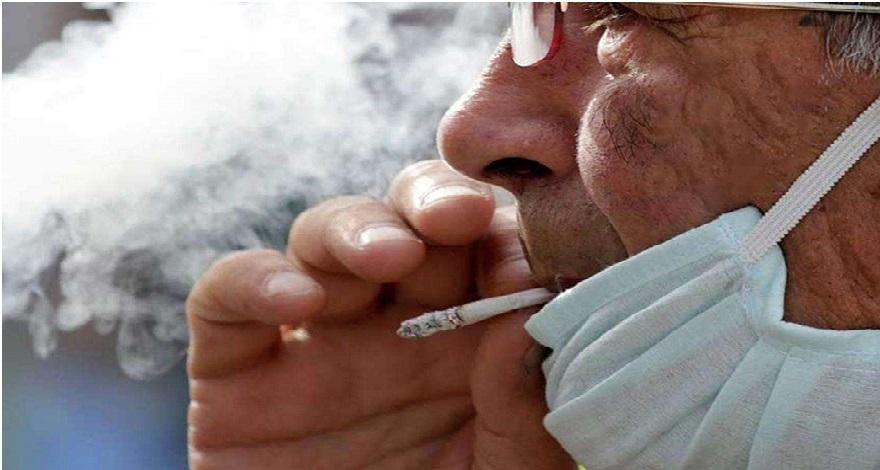 Sigara içenler Covid-19'a daha çok yakalanıyor