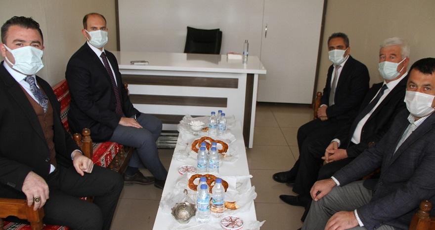 """Türkmen"""" Esnafımızla birlikte hareket ediyoruz"""""""