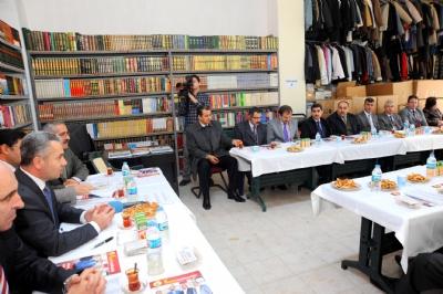 Beylikdüzü'nden Diyarbakır'a 3 Bin 200 Kitap