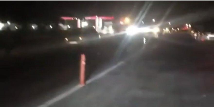 Bismil'de iki araç çarpıştı: 6 yaralı