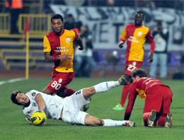 Deplasman Fatihi Galatasaray