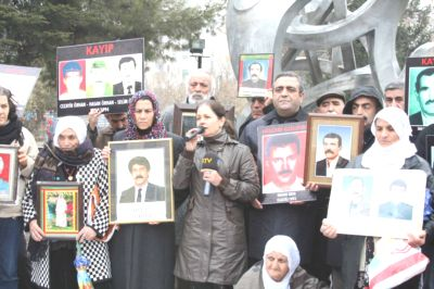 CHP'li Tanrıkulu: Faili Meçhuller Devlet Eliyle İşlendi