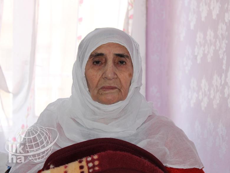 Rana teyze son bir defa oğluyla görüşmek istiyor