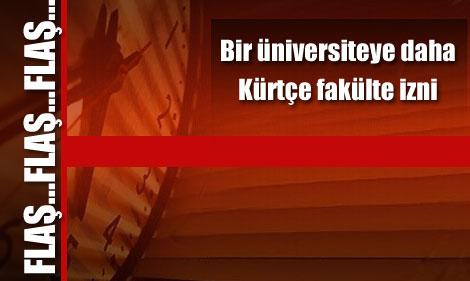 YÖK'ten Flaş 'Kürtçe' Kararı