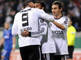 Kartal'da Hugo üçlük attı: 1-0