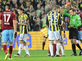 Fenerbahçe'nin ilk yarı fair play karnesi