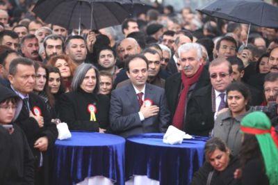 Diyarbakır'da Cemevi Törenle Açıldı