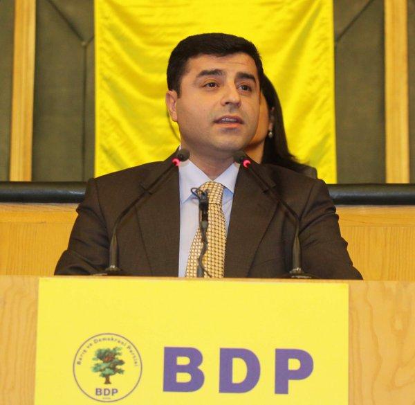 """""""BDP'yi Kapatmak İçin Çalışılıyor"""""""
