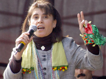 Leyla Zana: Kürtlere özerklik yetmez