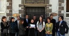 AA Diyarbakır Bölge Müdürlüğü'ne atanan Güngör görevine başladı