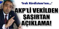 'Irak'ta Kürdistan'ın kurulması desteklenmeli!'