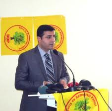 Operasyonlara BDP'den Sert Tepki