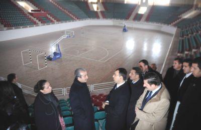 Diyarbakır, 6 Bin Kişilik Spor Salonuna Kavuşuyor