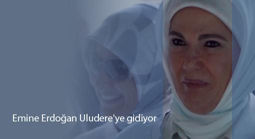 Emine Erdoğan Uludere'ye Gidiyor