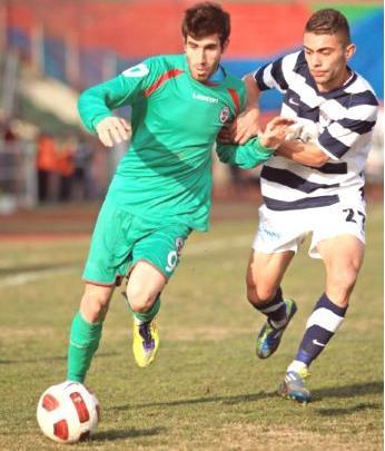 Diyarbakırspor - Bozüyükspor: 0-3